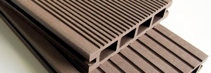 Террасная доска из композитной древесины XylTech, профиль Reverso