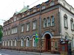 Посольство Бразилии в РФ, обследование и ремонт кровли